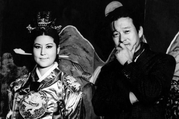 Bild 1 von 1: Der südkoreanische Regisseur Shin Sang-ok