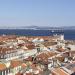 Lissabon - die Stadt, der Fluss und das Meer