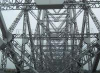 Spektakuläre Konstruktionen: Stahlbrücken
