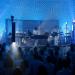 Air-Konzert im Pariser Niemeyer-Bau