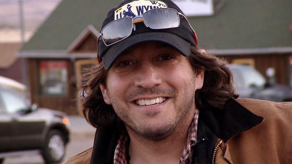 Bild 1 von 6: Jason Palumbo (44) will in seiner Heimat eine bayerische Bar eröffnen.