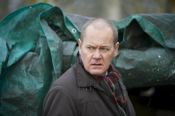 Bild 1 von 8: Kommissar Beck (Peter Haber) am Tatort.