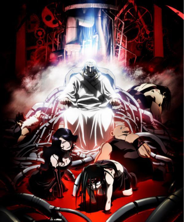 Bild 1 von 9: (1. Staffel) - Fullmetal Alchemist: Brotherhood - Artwork