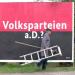 Volksparteien a.D.? - Zeitenwende in Deutschland