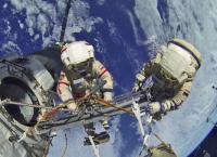 ISS - Leben auf der Weltraumstation