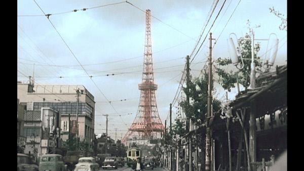 Bild 1 von 1: Der erdbebensichere Tokyo Tower wurde vom Eiffelturm inspiriert und ist sogar neun Meter höher als sein Vorbild.