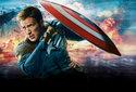 Chris Evans in: Captain America 2: The Return of the First Avenger