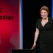 Luise Kinseher live auf der Bühne!