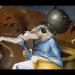 Hieronymus Bosch - Vom Teufel berührt