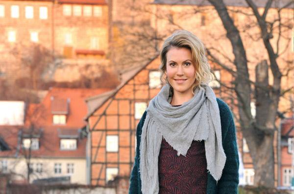 Bild 1 von 2: Klara Degen (Wolke Hegenbarth).