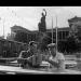 Herr Vogl geht 1961 zu Fuß zur Wiesn