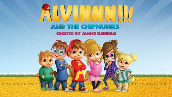 Bild 1 von 35: ALVINNN!!! und die Chipmunks