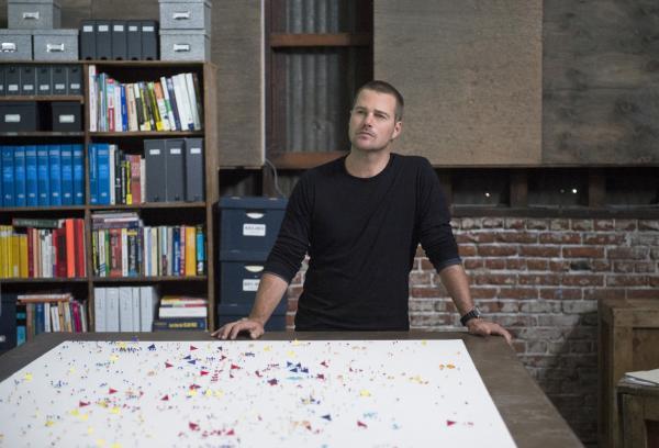 Bild 1 von 15: Muss gemeinsam mit seinen Kollegen einen Anschlag auf Los Angeles verhindern: Callen (Chris O'Donnell) ...
