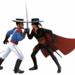 Bilder zur Sendung: Les chroniques de Zorro
