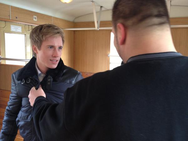 Bild 1 von 2: Fall Julian, S-Bahn-Schläger - Weil er seine Freundin verteidigt, wird Julian plötzlich zum Opfer von Schlägern.