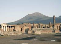 Pompeji, in Stein verewigt