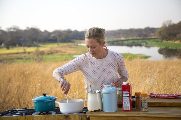 Sarah Grahams Food Safari