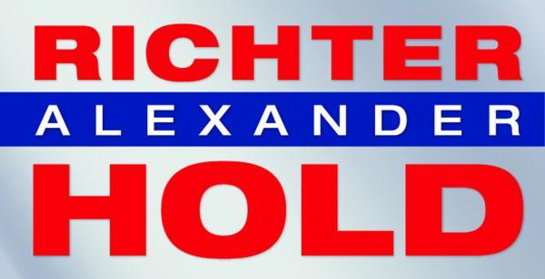 Bild 1 von 14: Richter Alexander Hold - Logo