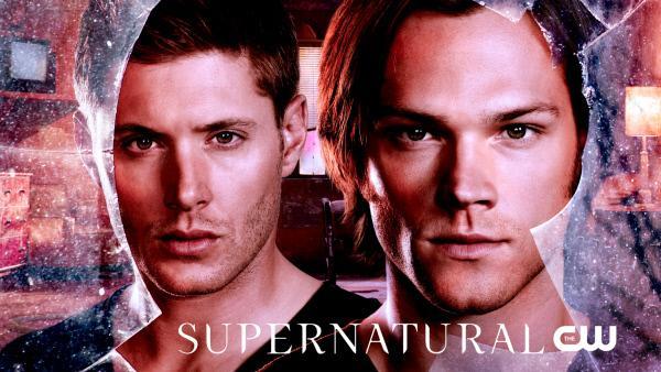 Bild 1 von 15: (8. Staffel) - Das Wort Gottes macht Sam (Jared Padalecki, r.) und Dean (Jensen Ackles, l.) das Leben zur Hölle ...