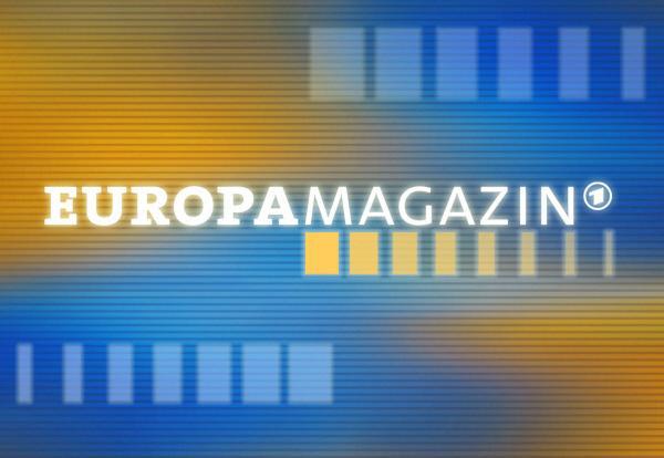 """Bild 1 von 1: Logo """"Europamagazin"""""""