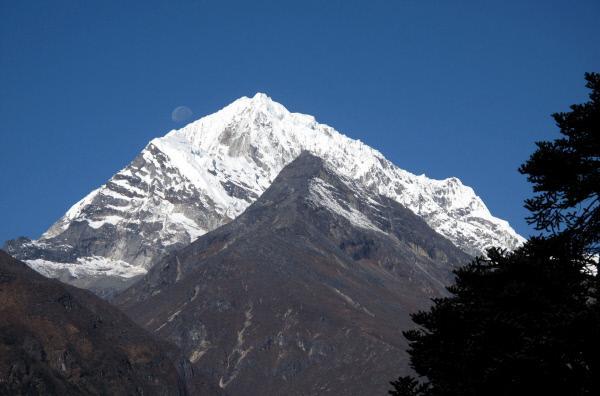 Bild 1 von 5: Everest Nationalpark.