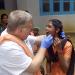 Bilder zur Sendung: Mit der rollenden Zahnarztpraxis durch Indien