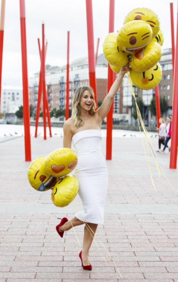 Bild 1 von 2: Vogue Williams