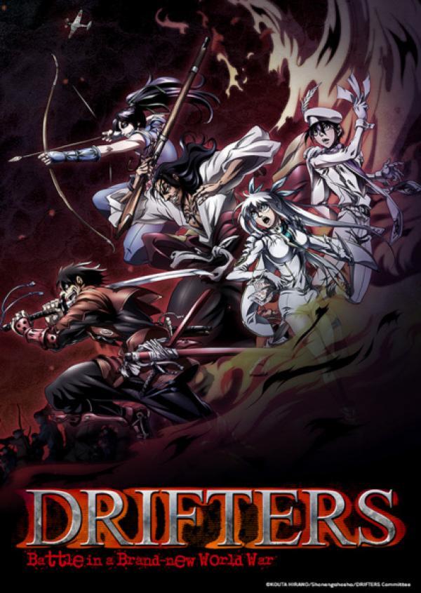 Bild 1 von 5: Drifters - Artwork