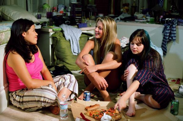 Bild 1 von 7: Carmen, Lena, Bridget und Tibby sind unzertrennlich, schließlich \