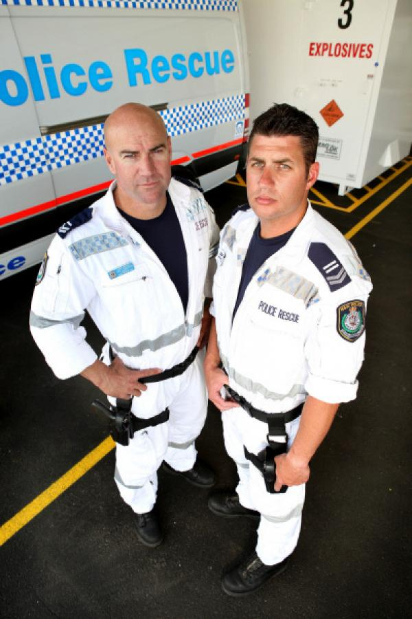 Bild 1 von 6: New South Wales Police Force - Police Rescue
