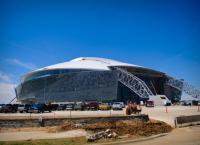 Geniale Technik - Bau eines Super-Stadions