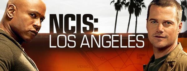 Bild 1 von 12: (8. Staffel) - Navy CIS: L.A.: Special Agent G. Callen (Chris O'Donnell, r.) und Special Agent Sam Hanna (LL Cool J, l.) ...