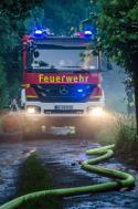 Feuer & Flamme - Mit Feuerwehrmännern im Einsatz