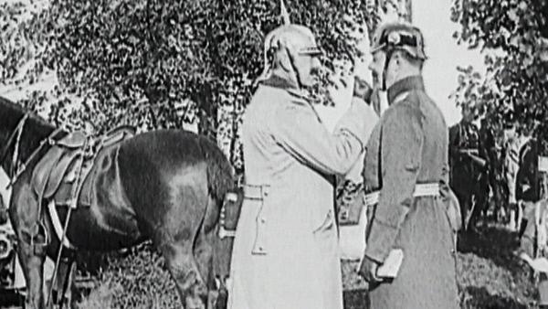 Bild 1 von 5: Der Humor des Kaisers.
