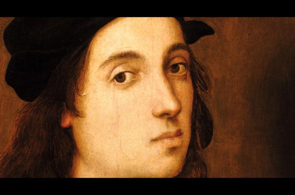 Bild 1 von 3: Auch Raffael, der von 1483 bis 1520 lebte, ist ein klassischer Vertreter der Hochrenaissance. Berühmt gemacht haben ihn seine Madonnenbilder, darunter auch die ?Sixtinische Madonna?.