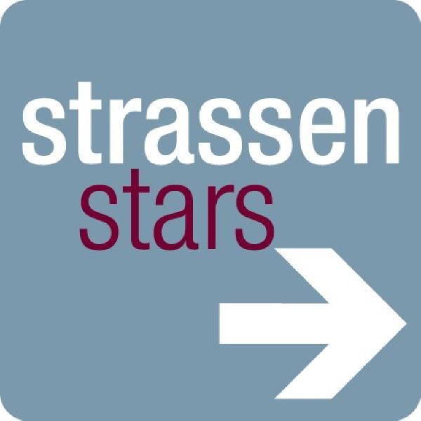 Bild 1 von 1: strassen stars - Logo