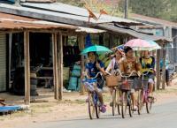Unterwegs auf dem Ho-Chi-Minh-Pfad