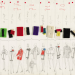 Die Zeichnungen des Yves Saint Laurent