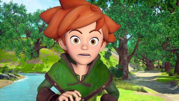 Bild 1 von 8: Robin Hood soll Prinz John beibringen, ein echter Abenteurer zu werden.