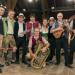 Wirtshausmusikanten beim Hirzinger
