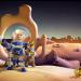 Raumfahrer Jim - Abenteuer auf Munaluna