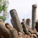 Äthiopiens phallische Megalithen