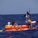 Bilder zur Sendung: The Raft - Survival auf hoher See