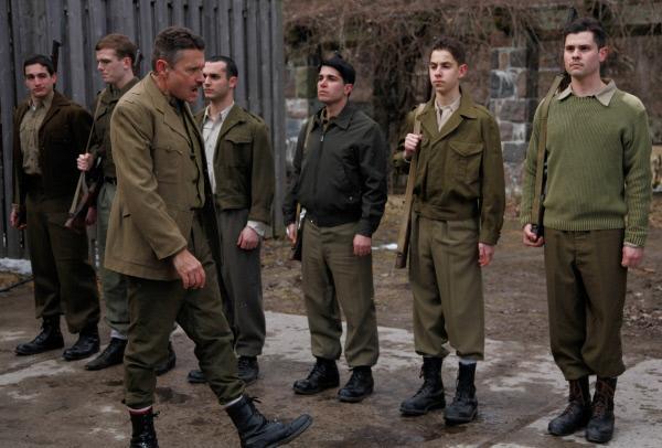 Bild 1 von 3: Die Nationalsozialisten auf der 'Alpenfestung'.
