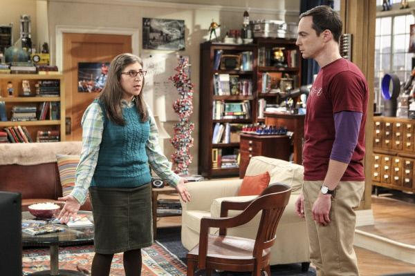 Bild 1 von 15: Sheldons (Jim Parsons, r.) \