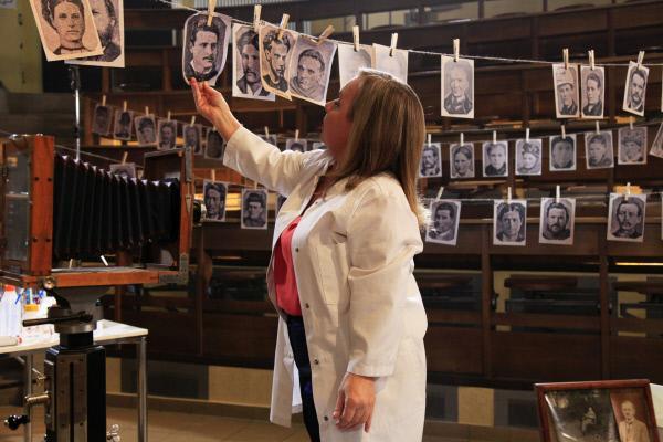 Verräterische Spuren - Die Geschichte der Forensik