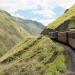 Mit dem Zug durch Ecuador