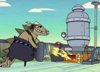 Käpt'n Flinn und die Dino-Piraten