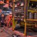 Superschiffe - MV Stornes: Fundamentbau auf Hoher See