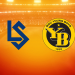 Fussball - Super League 9. Runde, Lausanne-Sport - Young Boys